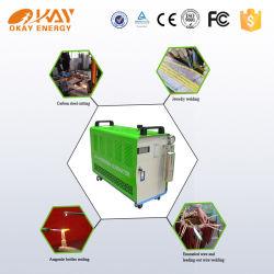 Hhoの水素の発電機の燃料の節約器の発電機が付いている小さい溶接機