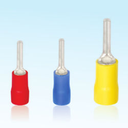 Borne Tpin-Shaped Pre-Insulating isolés