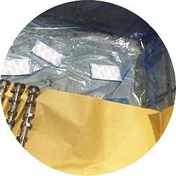 Papel VCI para piezas de automóvil, piezas de hierro/metal y junta de bobina de acero