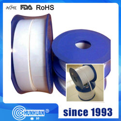 Geëxpandeerde PTFE-tape met afdichtingsmiddel voor verbindingen