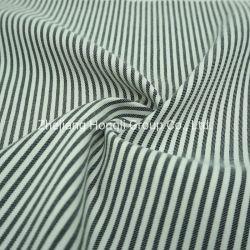 250 gsm banda Faille rayón de 73%23%4%de hilo de nylon spandex tejido teñido