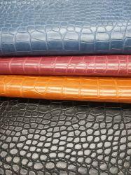 PU 革車の家具のための普及したヘビのパターン