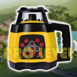 Высокая точность вращающийся лазерный уровень съемки щиток приборов (SRE-2010)
