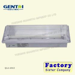 충전식 배터리 백업 유지 형광 튜브 비상 조명