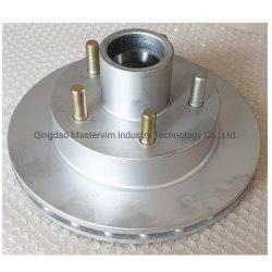 Все размеры на лодке пробуксовки колес прицепа составной тормозной диск роторов с качеством для изготовителей оборудования