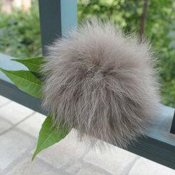 Haut de la qualité de la fourrure du raton laveur POM Pon pour Hat et de vêtement