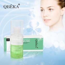 Comestics Qbeka 메이크업 제거제 깊은 곳에서 얼굴 정화 액체 기름