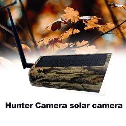 WiFi solar câmara CCTV Outdoor Wireless à prova do Monitor