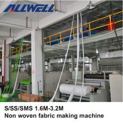 Tissu non tissé automatique Making Machine