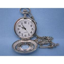 Moda Metal unissexo relógios de bolso