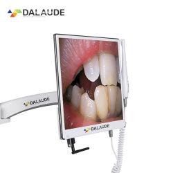 شاشة LED بحجم 17 بوصة عالية الفك كاميرا الفم الأسنان