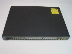 Utilizado Cisco WS-C2960G-48TC-L en stock en busca de la garantía para salir