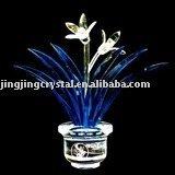 Fleur d'Orchidée Crystal Craft pour décoration de table