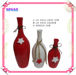 Heiße verkaufenblumen-Vasen-keramische Künste