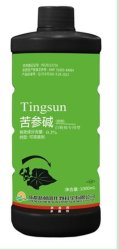 Tingsun (Cnidiadin 0.5% + Olie 100% van de Extractie Oxymatrine + van de Extractie Organische Complex