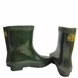 Painéis botas de borracha borracha botas de caça do calçado de borracha