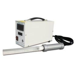 Gâteau à ultrasons hacheur/Type de table de machine de découpe alimentaire à ultrasons/lame à ultrasons avec générateur