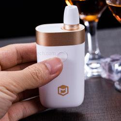 2019 de Nieuwe Navulbare Rokende Uitrusting 2ml Ecig van Vape van de Peul met 2000mAh