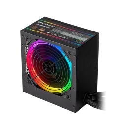 80PLUS 골드 500W PSU 컴퓨터 PC 전원 공급 장치 ATX APEC 고효율의 공장 최고 가격 도매 80 + 골드 RGB 팬
