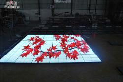 Dancing LightingのためのIP56 P10 RGB LED Video Dance Floor