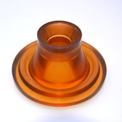 Pièces en uréthane pour la pompe, les rondelles de polyuréthane, Polyuréthane Partie, pièces de PU