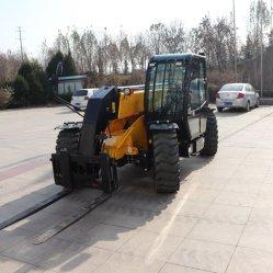 China Vift Supply 3 トン 6.8m 全地形テレハンドラフォークリフト 工場製造業者の農業および農業用機器