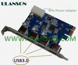 PCI/E на 4 порта USB3.0 (ЛИЦЕНЗИИ ДЛЯ ПОЛЬЗОВАТЕЛЕЙ-P3U4)