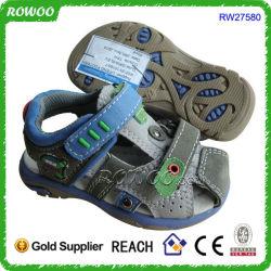 L'approvisionnement Sandales en cuir pour bébé à semelle souple (RW27580A)