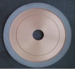 Mola per la scanalatura, tagliante profondamente, molatura dell'ibrido Diamond/CBN di CNC di angolo di spazio