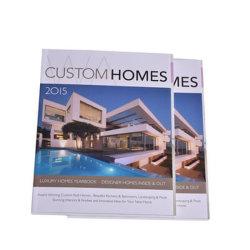 Personalizar Encuadernado Impresión Impresión de folleto de la revista baratos
