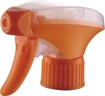 مشغل رأس رغوة المضخة اليدوية الشفافة القابلة للتخصيص من البلاستيك بالكامل مرشة