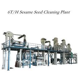 Limpieza de semillas de quinoa Planta / planta de procesamiento de semillas de chia
