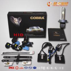 مجموعة مصابيح الزينون الأمامية HID لزيادة الضوء السريع بقدرة 12 فولت 35 واط