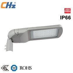 ENEC TUV CB RoHS 인증 지능형 Publice Lighting 40W 80W IP66 방수 기능의 150W 실외 LED 스트리트 라이트