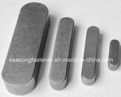 Llave paralela / máquina de la tecla (DIN6885A)