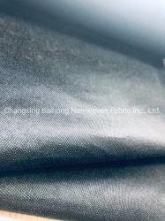 fabbrica scrivente tra riga e riga fusibile non tessuta del fornitore del fornitore della colla di larghezza 100-150cm Pes/PA di 45GSM 100%Polyester del doppio di legame termico pulibile asciutto lavabile del PUNTINO