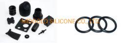 Htv, Hcr Vmq Silikon-Gummi für Komprimierung-Formteil-Autoteile