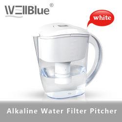 アルカリ2013水フィルター(pH 8.5-10.4、ORP -150mvに300mv)