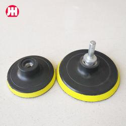 Crochet et boucle de 3 pouces Ponceuse orbitale soutien Velcro Pad