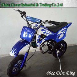 Новый дизайн мотоцикла 49cc грязь на велосипеде 50cc смолой с велосипеда сертификат CE