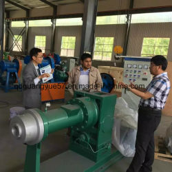 Подача холодного резиновую накладку экструдера для резиновый шланг резиновый с маркировкой CE