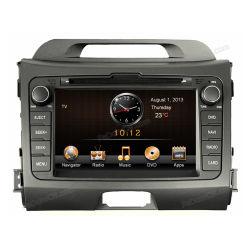 Aanraking Screen Car DVD Player voor KIA Sportage GPS Navigation System