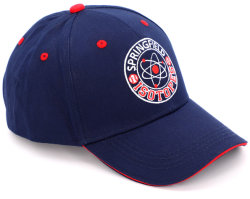 100% Baumwolle Einstellbare Pfannkuchen Bill Kundenmarke Logo Stickerei Sport Baseballmütze