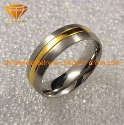 На заводе оптовые ювелирные изделия из титана уплотнительные кольца из нержавеющей стали титан корпусе кольца украшения Tr1909