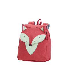 Estilo animal mochila infantil Orange pouco Fox William Kids mochilas