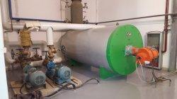 De gebruikte VacuümDistillateur of de Zuiveringsinstallatie van de Olie van de Turbine van de Stoom (yht-4)