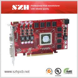Elektronischer Schaltkarte-Vorstand USB-Blitz-Laufwerk-Vorstand/RoHS 94V0 gedrucktes Leiterplatte