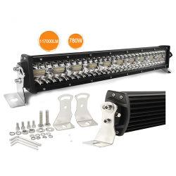 """Super Bright voiture Offroad Chariot de lumière LED Projecteur Bar, Spot 32"""" 42"""" 50"""" 52pouces LED automatique Barra"""