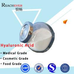 Hyaluronic Zuur van de Rang van de Levering van de fabriek het Kosmetische met Uitstekende kwaliteit
