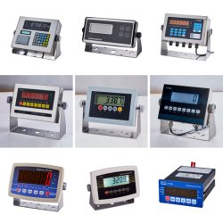 6つのディジットLED LCDのOIMLの表示器の重量を量る防水電気重量のスケールデジタル